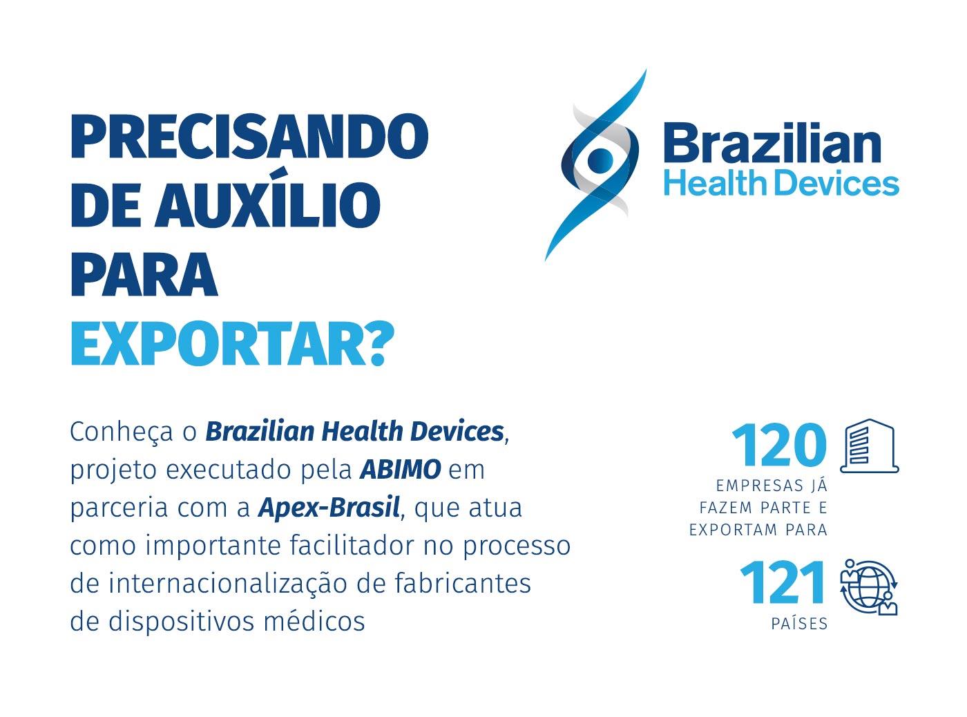 Precisando de auxílio para exportar?